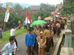 Kampanye Kandidat Calon Ketua OSIS SMP PUI Muktisari Periode 2008/2009