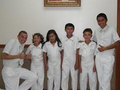 Baptism 12/25/09