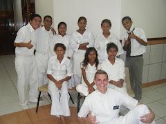 Baptism on Roatan