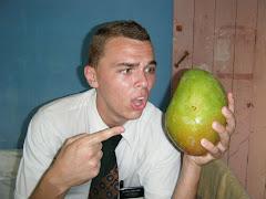 Michael and Mango