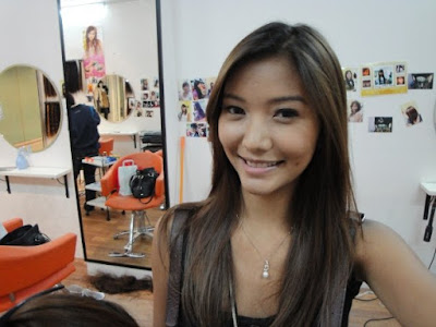 Myanmar Cute Model Girl, Mable Soe's self-taken photos
