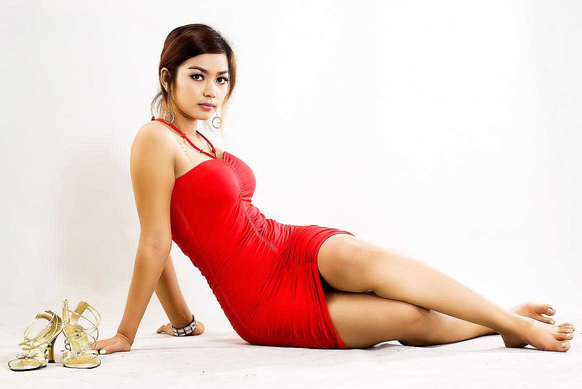 Beauty Size Myanmar Sexy