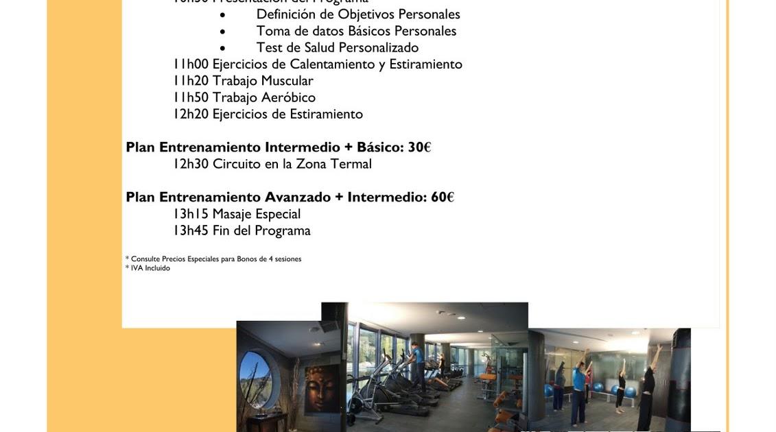 Centro de negocios asr programa de entrenamiento personal for Oficina virtual economica