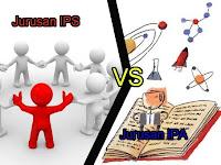 IPA vs IPS | Masalah jurusan IPA atau IPS dan solusinya | Khamardos's Blog