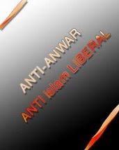 Anti  Anwar Dan Islam Liberal