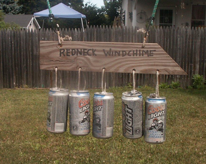 Redneck Wedding Decorations