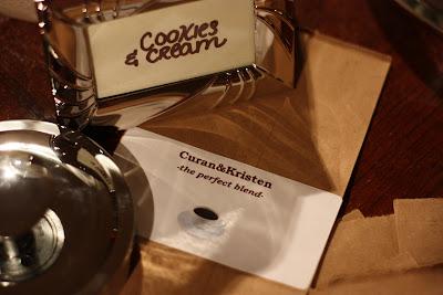 Creative Party Ideas: Coffee Bar