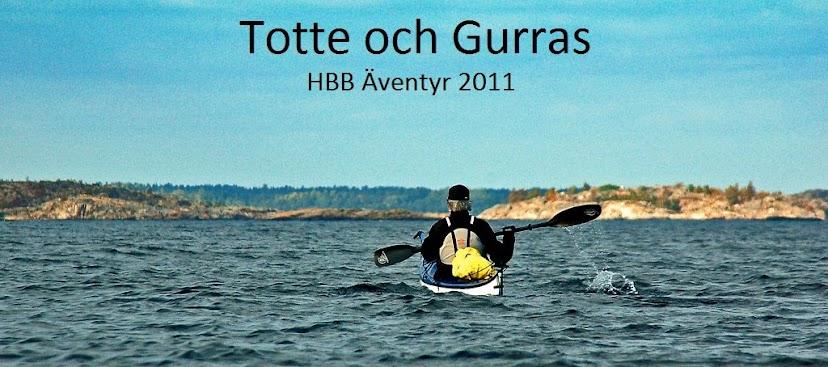 Totte & Gurras Blå Band