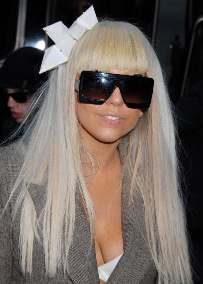 lady gaga 2011 hair. Lady Gaga Hairstyles for 2011