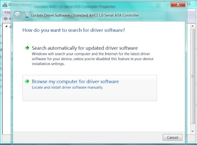 Ahci 1.0 serial ata controller driver. compaq presario 2100 recovery.