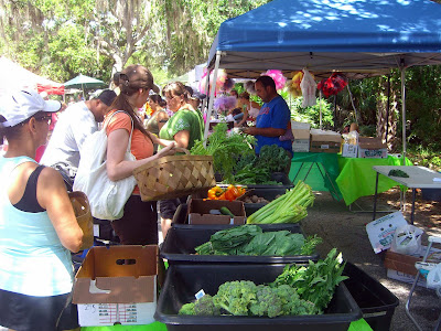 Old City Farmers Market Every Saturday At The St Augustine Amphitheater
