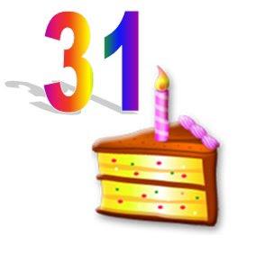 Feliz cumple guille 31