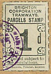 the trams did have a parcels service.