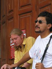 En el bar Diva Nicotina. Guayaquil. 2004.