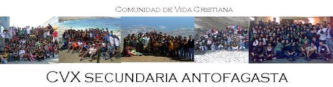 CVX Secundaria Antofagasta