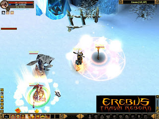 Online Game Erebus: Closed Beta 2 on April 14