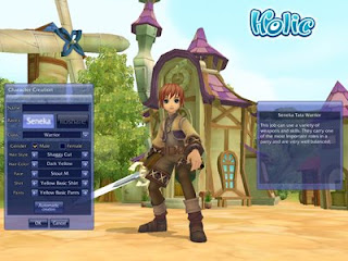 Holic Online is an extremely detailed and graphically pleasing 3D fantasy MMORPG with gorgeous cartoony anime inspired graphics.