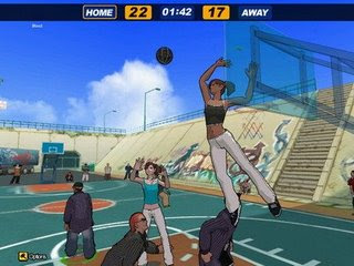FreeStyle Street Basketball is a fact-paced MMO basketball game where players meet from around the country to challenge each other on the court.