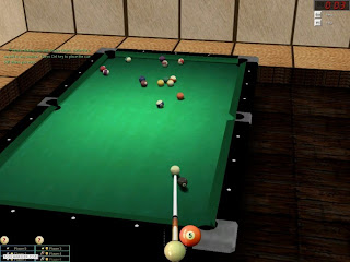 Carom 3D is an online multi-user billiard game created with special 3D graphic effects bringing every aspect such as 6 ball, 9 ball, 8 ball and other Billiard games to life. Carom literally means a collision followed by a rebound in a billiard game. Commonly, Pool is referred to a billiard game with pockets, while Carom is a game without pockets and just using cushions. Carom, unlike Pool, is a game that you use the cushions to gain points rather than the pockets.