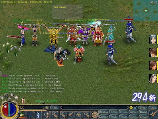 Conquer Online is a Real Time MMORPG with 2D backgrounds and 3D characters that has been developed by TQ Digital.