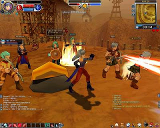 Anime Fiesta Online Game