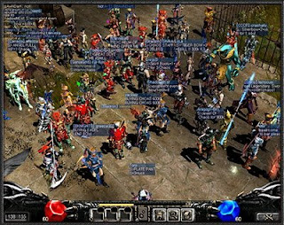 MU Online is a 3D MMORPG that takes you, the player, into a fantasy world full of excitement, adventure and monsters.
