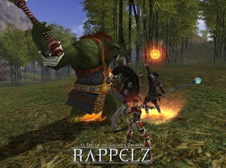 Rappelz is set in a medieval fantasy world, dominated by three races: the Deva, who represent light, the Asura, who represent darkness, and the Gaia, humans that possess an affinity with nature.