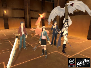 Shin Megami Tensei: Imagine Online is a free to play MMORPG. Convince, seduce, and intimidate Demons to fight along your side. Discover all 200 of them! Personalize your character's wardrobe in thousands of ways. Fight alongside your friends using a real-time combat strategic combat system. Choose to slash swords, shoot guns, and cast magic spells. English-speaking fans of the Atlus Co., Ltd owned Shin Megami Tensei series (Persona, Digital Devil Saga, among others) are encouraged to register in order to preview the game before it is made available to all members of the public.