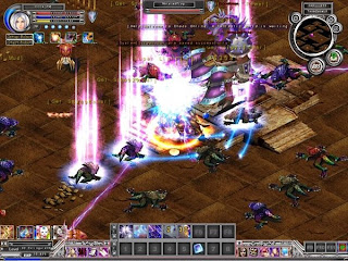 chaos+online MG Chaos Online: Closed Beta launched