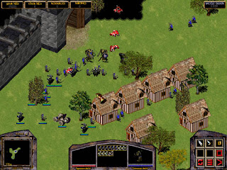 The entire game is played out in realtime in a huge persistent world. When you go to battle you will be able to actually take your armies onto the field and fight your enemy in realtime. You will hold Court with the 19 other members of your Kingdom on a regular basis and leaders from the Provinces will be elected to leadership positions in the Kingdom. Your Kingdom will engaged in diplomacy such as setting alliances, or trade relationships. You will be able to train Wizards and Spies and order them to do your bidding.