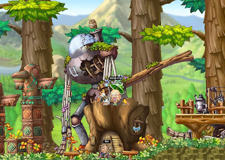 WonderKing Online,  published by NDOORS Interactive) is a 2D, side-scrolling MMORPG that  takes players on an adventurous journey with story-by-story quests, much  like a fantasy novel. Along the way, players will travel from beautiful  beaches to murky marshlands and frigid snowfields as they battle to  save the world.