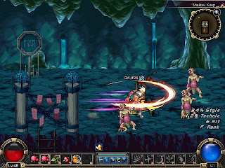 Dungeon Fighter Online pairs classic arcade-style action game play with an immersive RPG fantasy world and brings both online for one incredible free-to-play experience.