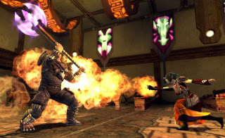 Dungeons & Dragons Online: Eberron Unlimited introduces a new  Free To Play option to the game! Players can download DDO for free and  enjoy many free adventures.