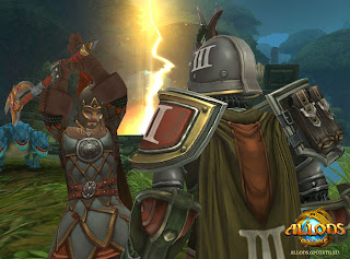 Allods Online is a subscription-less, full-blown MMORPG set in a  fantasy space opera universe with player-built and player-controlled  astral battleships, creating a new dimension of co-operative game play