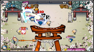 Nindou is a ninja 2D themed casual PvP browser based game based on flash technology based on the Chinese game Ren Dou Feng Yun 3.