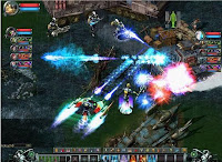2029 Online is the first MMO game with a good amount of three  Corridors, RTS and RPG elements all thrown into the mix.