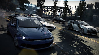 Need For Speed World Online is a multi-player PC game jointly developed by Black Box, the developer of the Need for Speed franchise, and EA's online studio in Singapore.