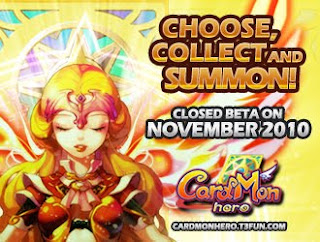 New CardMon Hero Beta Key Giveaway