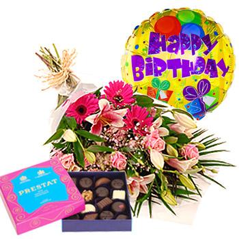 Birthday Girl Gift Set Flowers Jpg 350x350 Happy Gifts