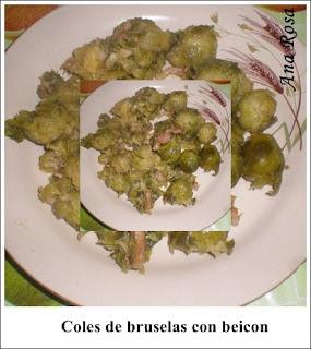 Hadas en la cocina junio 2009 - Cocer coles de bruselas ...