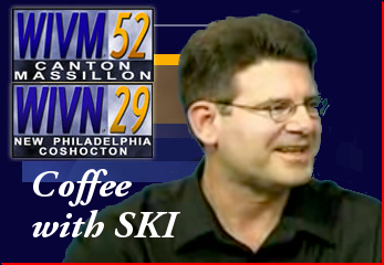 Coffee with SKI on WIVM