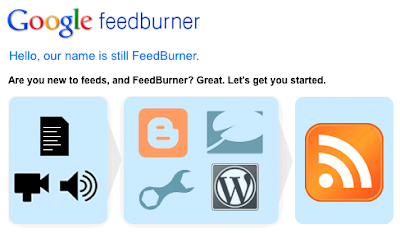 SKI moves RSS feed to feedburner
