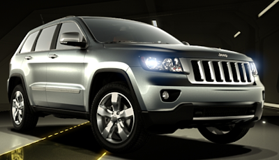 The All New 2011 Grande Cherokee by Jeep