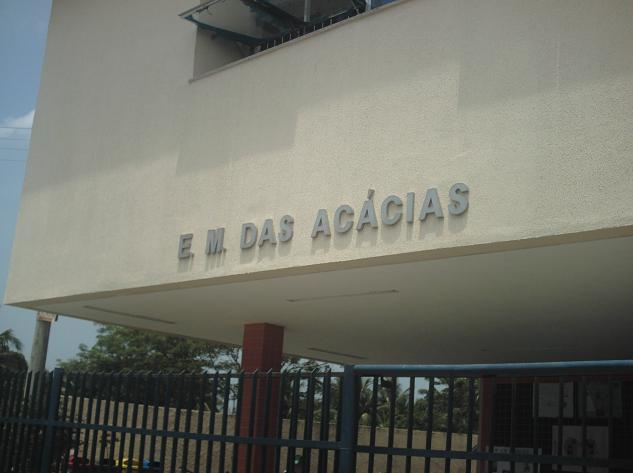 ESCOLA MUNICIPAL DAS ACÁCIAS