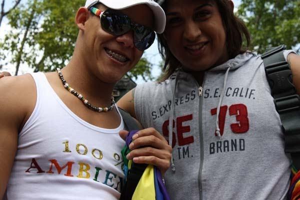 La Marcha del Orgullo de Riga, un xito a pesar de las