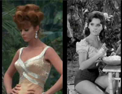 gilligans island ginger. GINGER OR MARY ANN?
