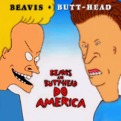OF BEAVIS AND BUTTHEAD