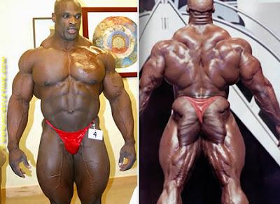 Extreme Bodybuilders Photos
