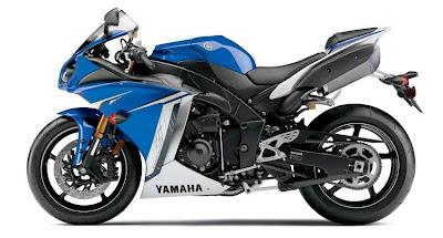 Yamaha R1 11