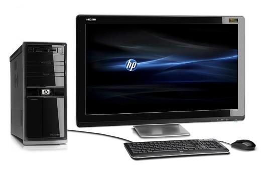 Foto Monitor Komputer Terbaru 2012 HP 2509m